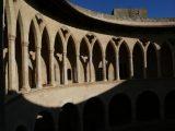 Innenhof des Castell de Bellver - ein Hauch von Alhambra